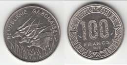 *** GABON - AFRIQUE CENTRALE - CENTRAL AFRICAN STATES - 100 FRANCS 1975 **** EN ACHAT IMMEDIAT !!! - Gabón