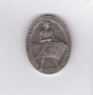 Medaglia - Spilla - HUGUENIN  - I. AGOSTO 1929 -  (svizzera) - Gettoni E Medaglie