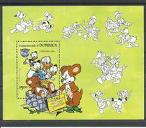 DOMINICA HB/86   MNH  ** - Disney