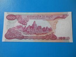 Cambodge Cambodia 100 Riels 1973 P15a UNC - Cambodia