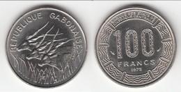 TOP QUALITE *** GABON - AFRIQUE CENTRALE - CENTRAL AFRICAN STATES - 100 FRANCS 1975 **** EN ACHAT IMMEDIAT !!! - Gabón