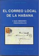 """Obra Filatélica """" El Correo Local De La Habana""""  1977  J.L. Guerra Aguiar - Topics"""