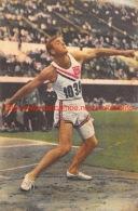 S Werelds Beste Tienkamper Bob Mathias, Olympisch Kampioen 1948 En 1952 - Trading Cards
