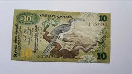SRI LANKA (CEYLON) 10 RUPEES 1979 - Sri Lanka