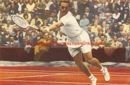 Jaroslav Drobny, Wimbeldon-kampioen 1954 - Trading Cards