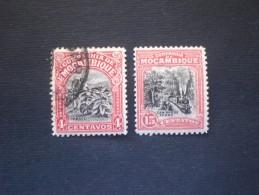 MOZAMBICO 1918 GRAVES - Mosambik
