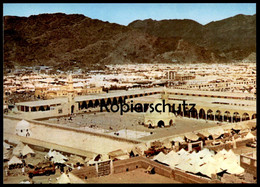 ÄLTERE POSTKARTE GENERAL VIEW OF MUNA Saudi Arabia Cpa Ansichtskarte Postcard AK - Saudi-Arabien