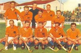 Het Nederlands Hockey-elftal Uit De Glorieperiode 1946-1952 - Trading Cards