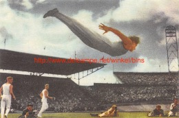 Deense Turners Op De Olympische Dag 1953 - Trading Cards