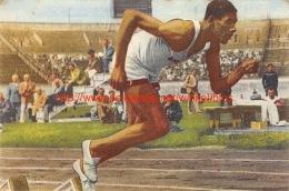 Arthur Wint, De Olympische Kampioen 1948 Op De 400 Meter - Athlétisme