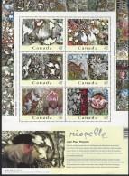CANADA 2003 SCOTT 2002-2003  SHEET VALUE US $ 7.50 - Blocks & Kleinbögen