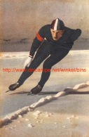 Kees Broekman In De Bocht - Sports D'hiver