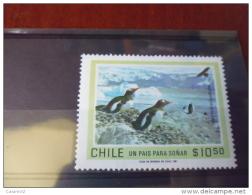 TIMBRE    DU  CHILI YVERT N ° 561 - Chili