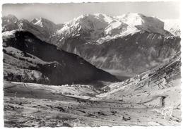 L'Alpe D'Huez -le Village D'Huez En Hiver CPA - Non Classificati