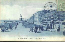 Boulogne Sur Mer La Digue Sainte Beuve - Boulogne Sur Mer