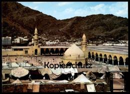 ÄLTERE POSTKARTE AL-KHEEF MOSQUE MUNA Saudi Arabia Cpa Ansichtskarte Postcard AK - Saudi-Arabien