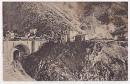 CARRARA - Cave E Ponte Ferroviario Degli Scaloni - Carrara