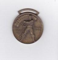 Medaglia - Spilla - HUGUENIN - 100 DELLO STATO FEDERALE  - 1948 -  (svizzera) - Non Classificati