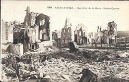 QUARTIER DE LA GARE - Saint Mihiel