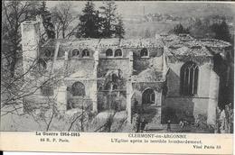LEGLISE - Clermont En Argonne