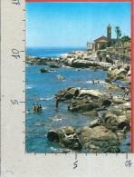 CARTOLINA VG ITALIA - BORDIGHERA (IM) - Chiesa Di S. Ampelio - 10 X 15 - ANN. 1983 - Imperia