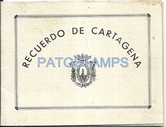 61162 SPAIN ESPAÑA CARTAGENA MULTI VIEW 10 TEN NO POSTAL POSTCARD - Spanien