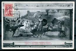 # - CORFOU -  Achilleion - Triomphe D'Achille - Grèce