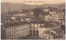 Caserne Filley - Monumentos, Edificios