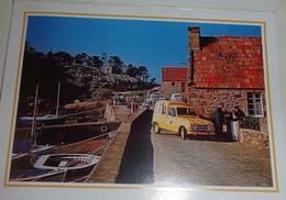 Mini Petit Calendrier Poche La Poste  Distribution Du Courrier En Bretagne 4L - 1996 - Small : 1991-00