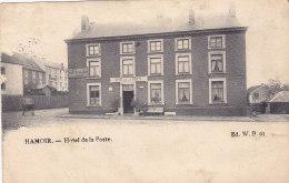 Hamoir - Hôtel De La Poste (Ed. W B, 1910 ....Cultivateur Simoens Moeter Oudenaarde) - Hamoir