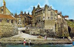 ROBIN HOOD'S BAY Gel.1968, 3 Fach Frankiert - Whitby