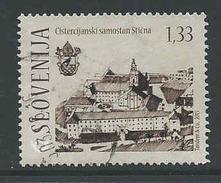 Slovenie, Mi 1141 Jaar 2015, Hoge Waarde,  Gestempeld,  Zie Scan - Slovénie