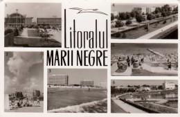 Litoralul MARII NEGRE (Rumänien) - Gel.195?, Sondermarke - Rumänien