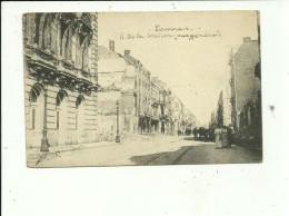 Louvain Leuven Rue De La Station Vue Générale ( Collection Bertels ) - Leuven