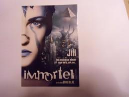 Immortel  Film De Enki Bilal - Affiches Sur Carte