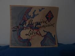 PREMIERE DIVISION FRANCAISE LIBRE MILITARIAT  SECONDE GUERRE MONDIALE - Livres