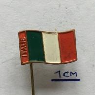 Badge (Pin) ZN003803 - Italia (Italy / Italija) Flag (Drapeau / Bandera) - Pin