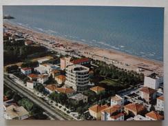 604 - Cartolina Senigallia (Ancona) Panorama Dal Cielo Ediz.La Rocca Postcard Carte Postale Postkarte - Senigallia