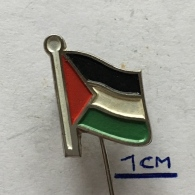 Badge (Pin) ZN003816 - Palestine Flag (Drapeau / Bandera) - Pin's