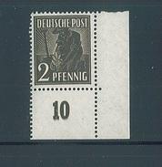 All Besetzung MiNr 943 B Postfrisch (12315)