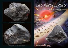 METEORITES D´HIER, SCIENCE DE DEMAIN : Agen ; Orgueil ; Saint-Sauveur ; Granès Chondrite Enstatite Meteorite - Meteorites