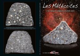 METEORITE PRIMITIVE CHONDRITE ZANDA Orgueil Draveil Chondre - Meteorites