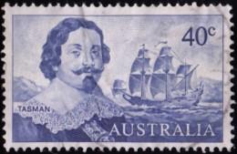 AUSTRALIA - Scott #412 Janszoon Tasman (*) / Used Stamp - Gebraucht