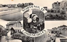 CALVADOS  14    COURSEULLES   SOUVENIR  VUES MULTIPLES - Courseulles-sur-Mer