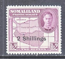 Somaliland Protectorate  124     * - Somaliland (Protectorate ...-1959)