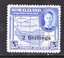 Somaliland Protectorate  125     * - Somaliland (Protectorate ...-1959)