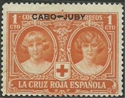 ESPAÑA 1926 COLONIAS CABO JUBY Mi:ES-CJ 24, Yt:ES-CJ 24, Edi:ES-CJ 26 - Cape Juby