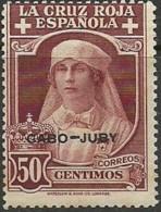 ESPAÑA 1926 COLONIAS CABO JUBY Mi:ES-CJ 33, Yt:ES-CJ 33, Edi:ES-CJ 35 ** Mnh - Cabo Juby