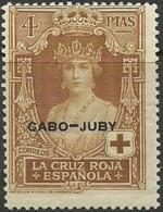 ESPAÑA 1926 COLONIAS CABO JUBY Mi:ES-CJ 35, Yt:ES-CJ 35, Edi:ES-CJ 37 * Mh - Cabo Juby