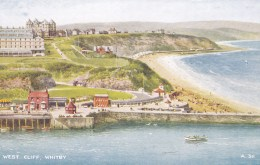 WHITBY - WEST CLIFF - Whitby